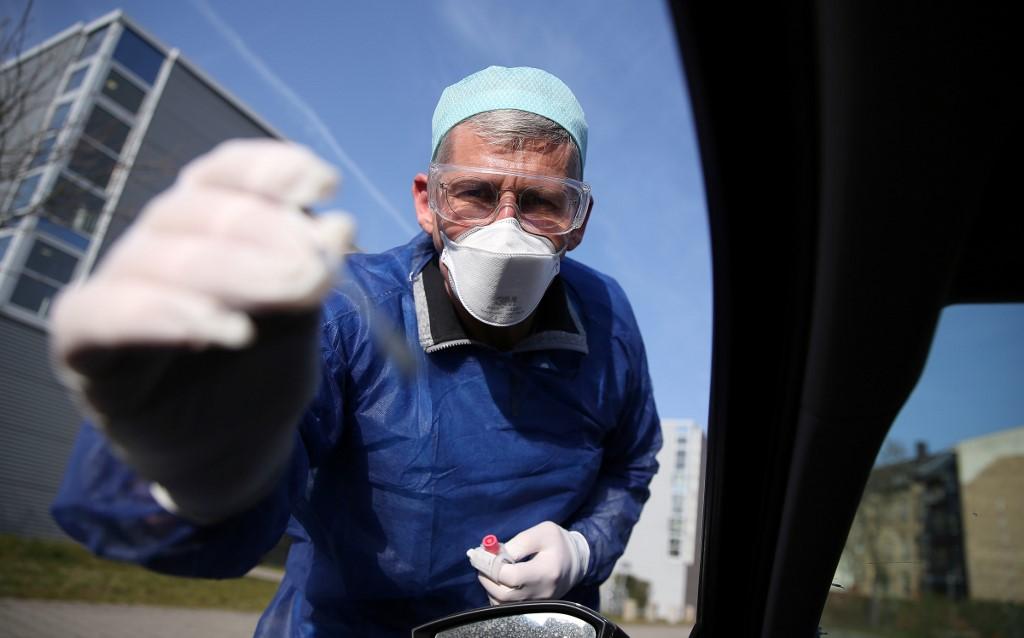 德國疫症死亡率不足1% 專家大規模測試是關鍵