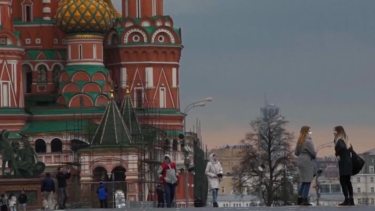 俄總理籲各地實行自我居家隔離措施