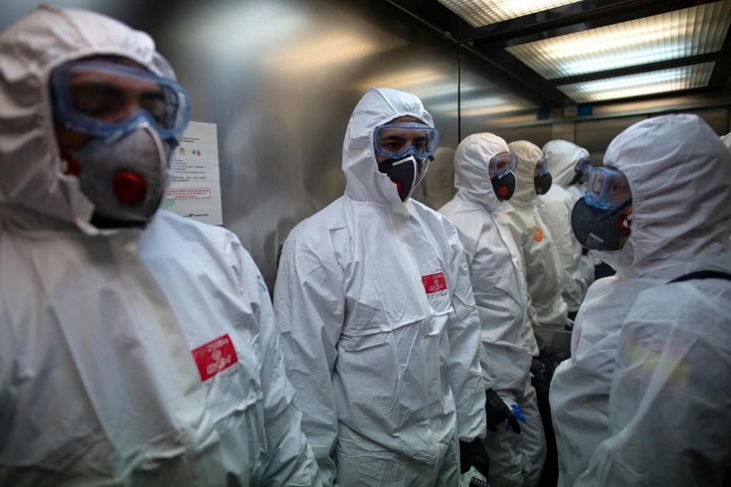 西班牙確診宗數超越中國 萬多名患者為醫護人員