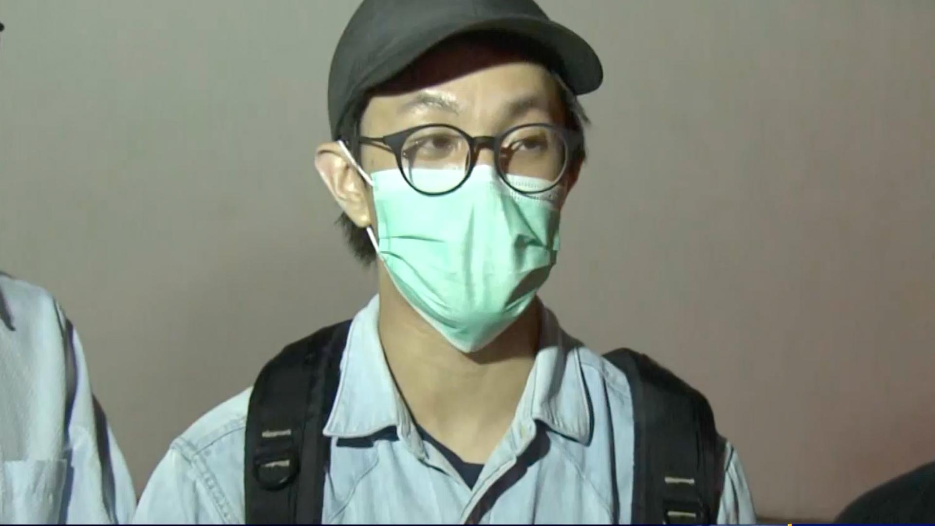 柴灣區議員及助理拍攝非法聚賭遇襲送院