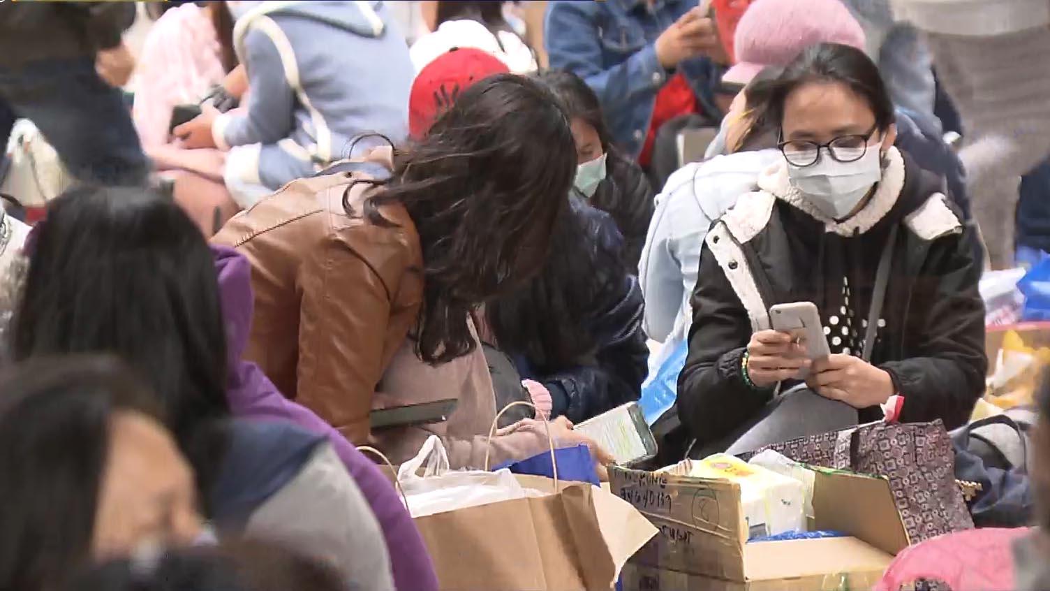 外傭代理指菲律賓及印尼停輸出外勞生意跌九成