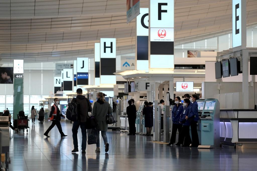 日本將禁由中美韓等地入境 中國亦禁大部分日本人入境