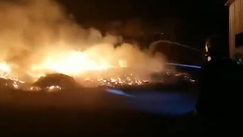 四川西昌山火釀19人死亡