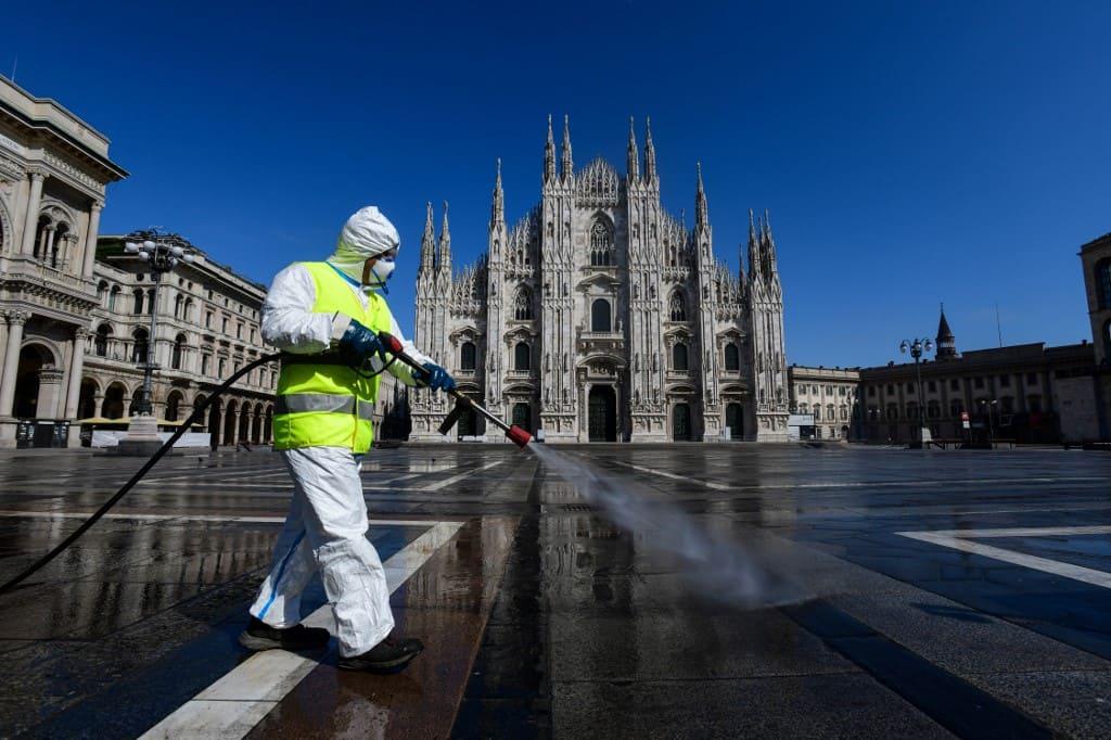 【歐洲疫情】意考慮放寬封城惹專家抨擊 西班牙指疫情進入穩定期