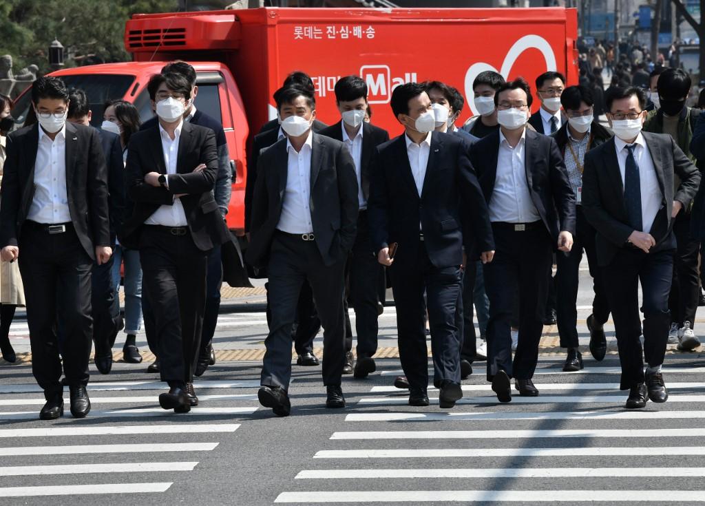 南韓再多101宗病例 累計9887宗