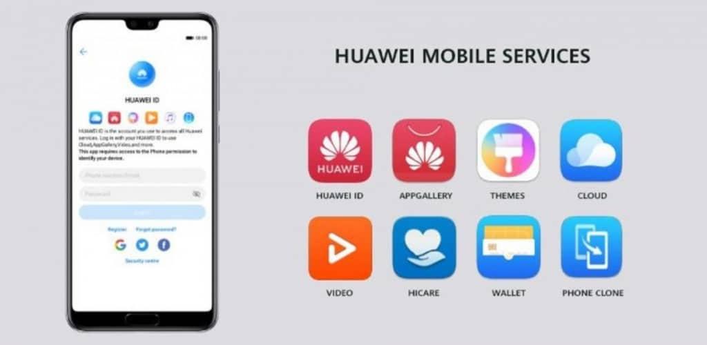「市場分析」Google、iOS 遇上外力!HUAWEI HMS 成第三最強作業,完美代替 GMS!