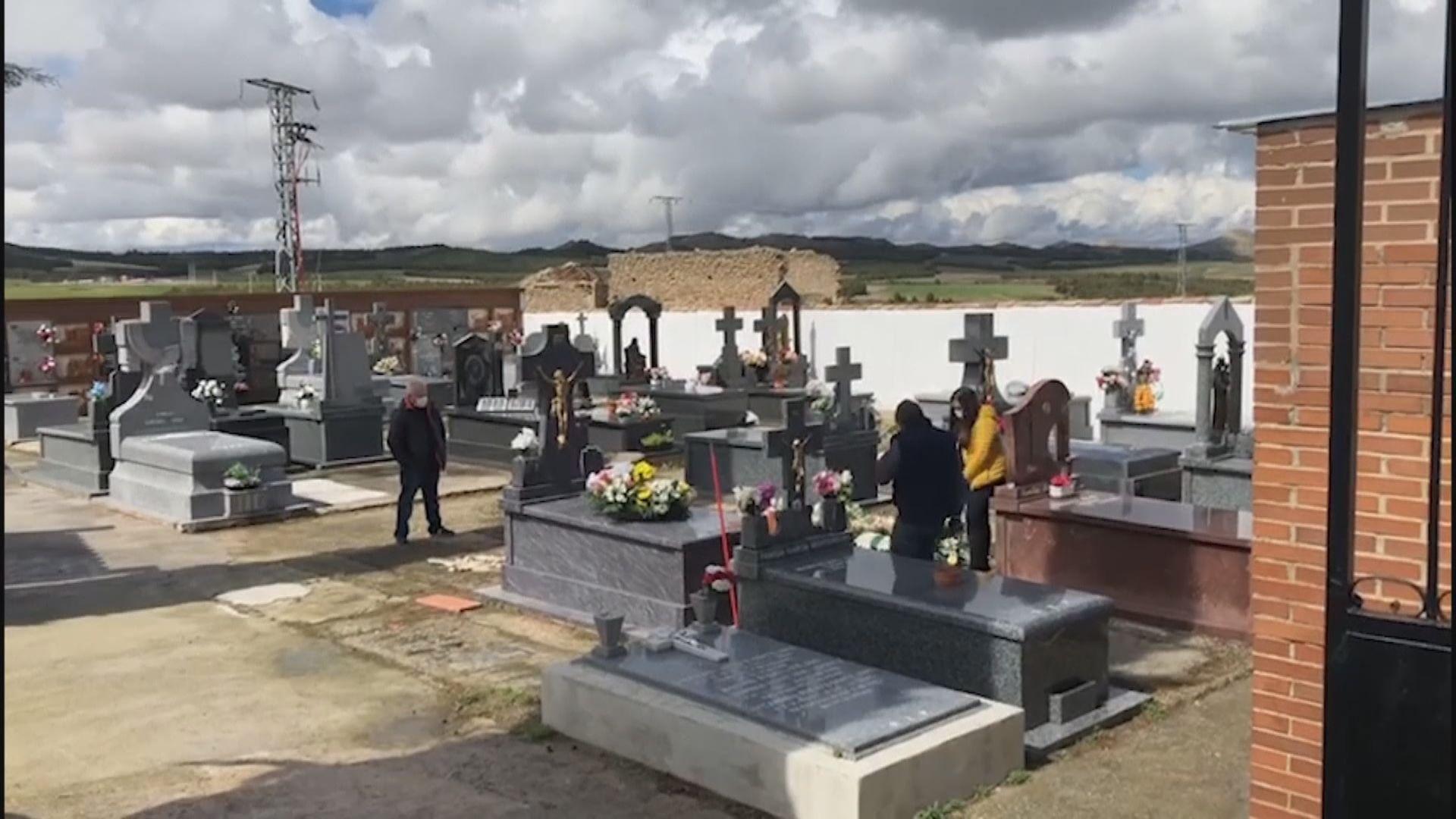 西班牙確診宗數破十萬 連續第五日逾800人死