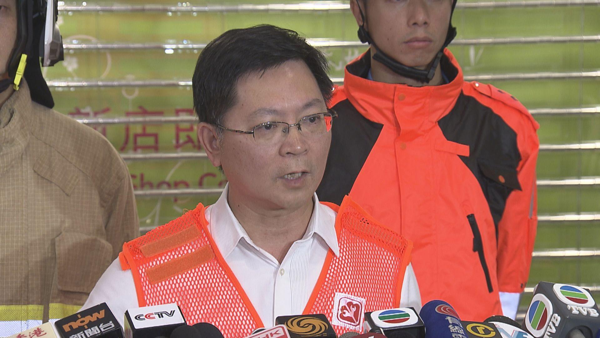 再有機電署署長晉身問責團隊 薛永恒任內曾處理多宗大型事故