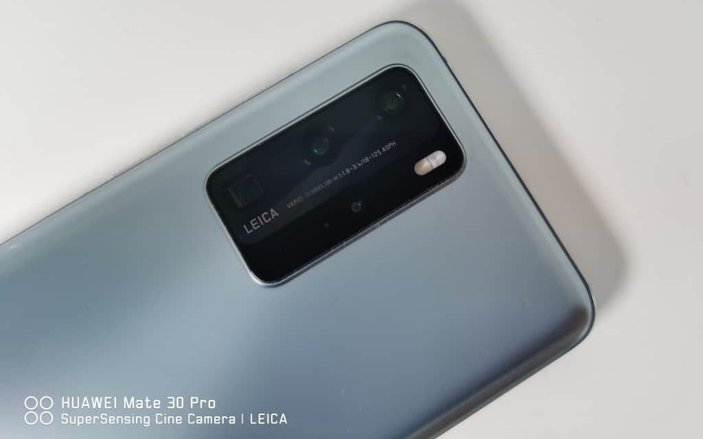 HUAWEI P40 Pro、SAMSUNG Galaxy S20 Ultra及小米 10 Pro,三款5G手機你又會點揀?