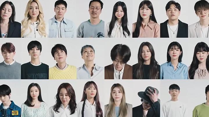 【韓星抗疫打氣歌】SJ、Ailee、Red Velvet等靚聲獻唱