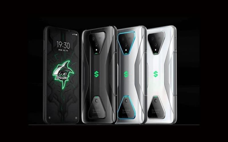 黑鯊遊戲手機 3系列月中到港,開價$4,998起!