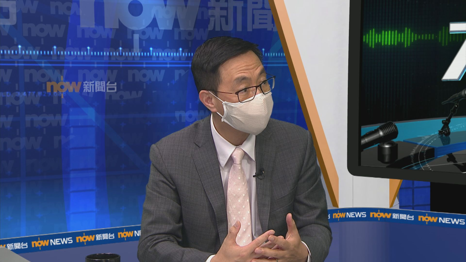 楊潤雄:正研簡化跨境學童檢疫措施 復課前未必有定案