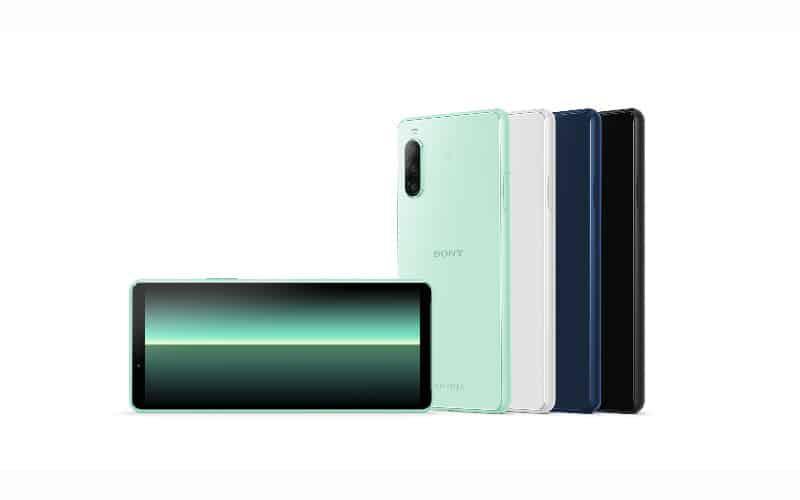 SONY Xperia 10 II 開價$2,599,將於5月下旬上市!