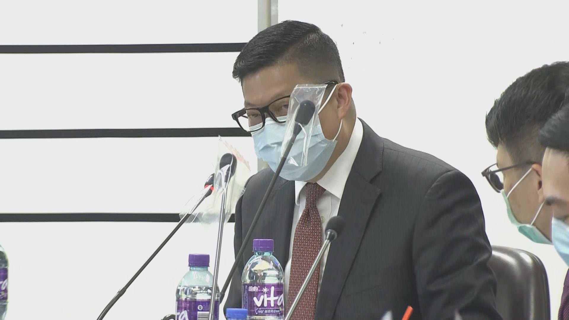 多名警員涉犯法被捕 鄧炳強指會秉公辦理調查