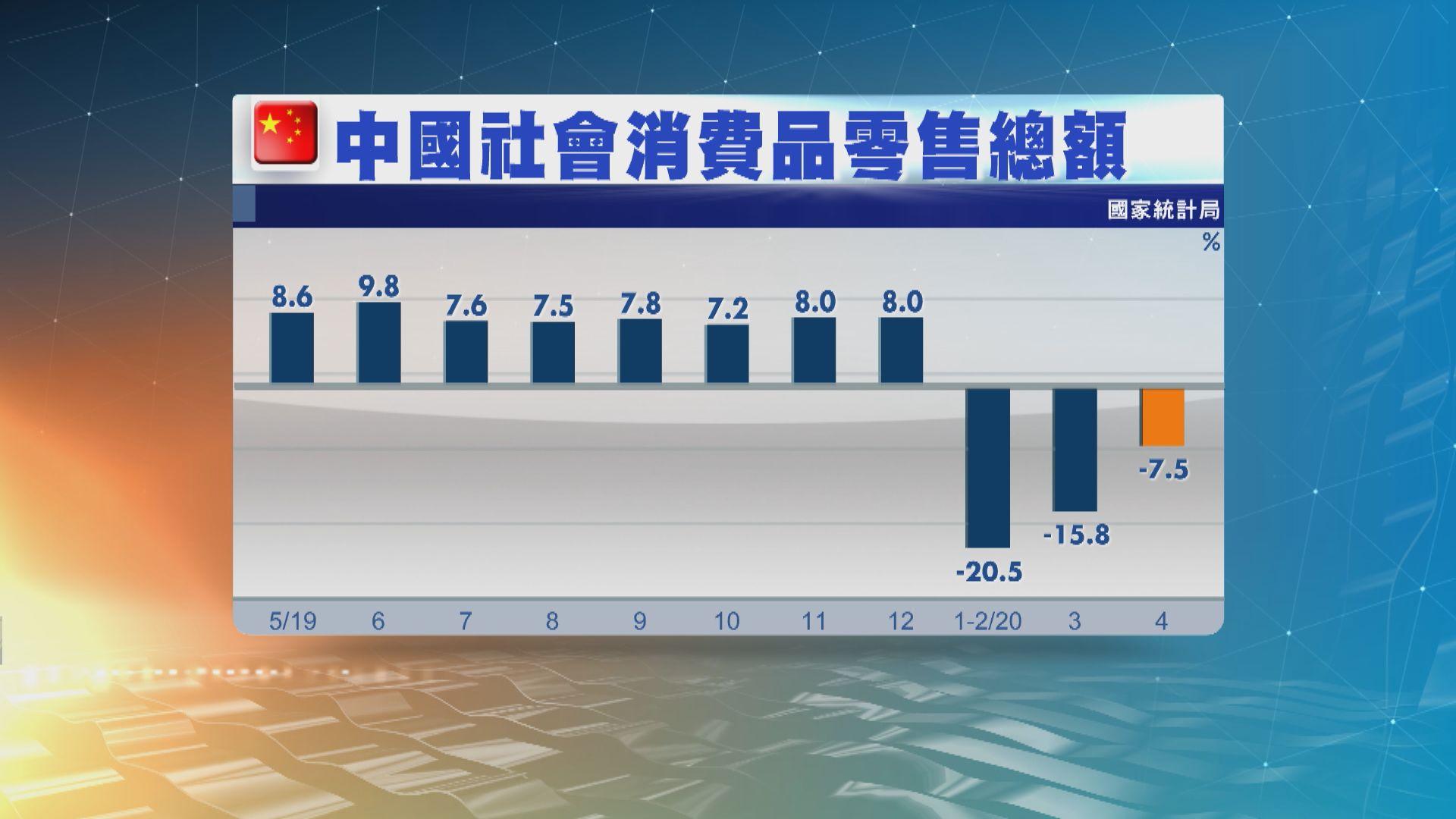 國統局:經濟穩定復甦仍面臨諸多挑戰