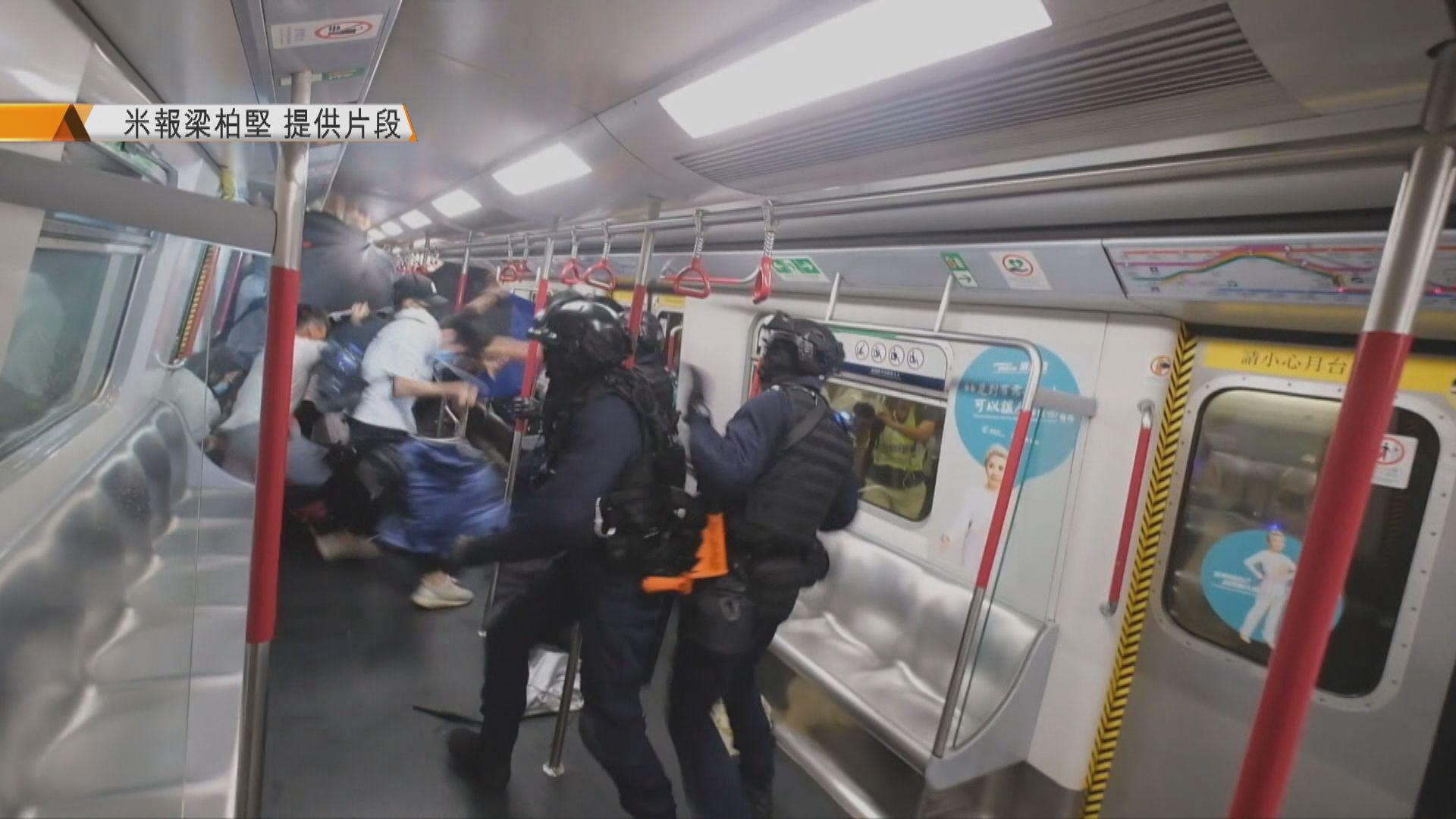 【即日焦點】612、721及831事件傷者批監警會報告無助還原真相;楊潤雄:爭議試題無討論空間 答案只有弊沒有利