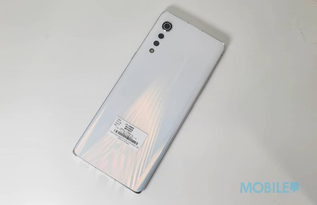全新外型設計,LG Velvet 韓版上手試!