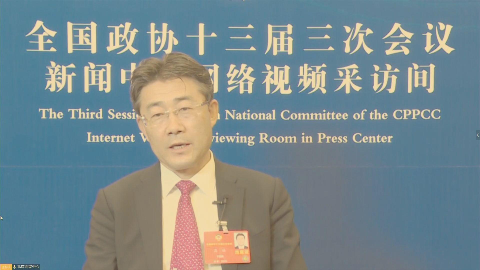 中國疾控中心主任:內地面對疫情如閉卷考試 表現很好