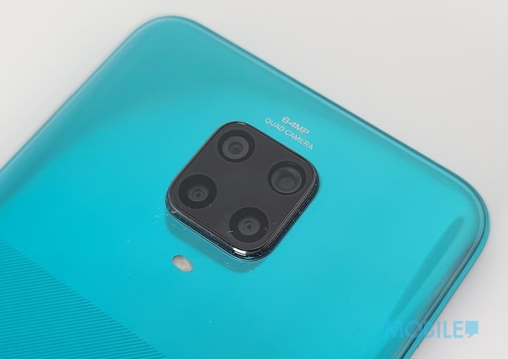 平玩S720G四鏡中階機,Redmi Note 9 Pro 實試!