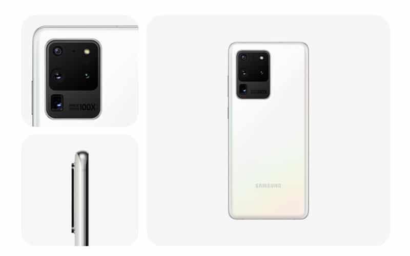 SAMSUNG為Galaxy S20 Ultra 5G造加全新