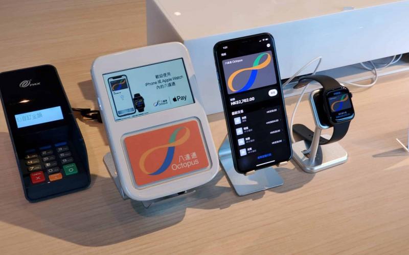 八達通登陸 iPhone 與 Apple Watch Apple Pay 加入八達通功能!