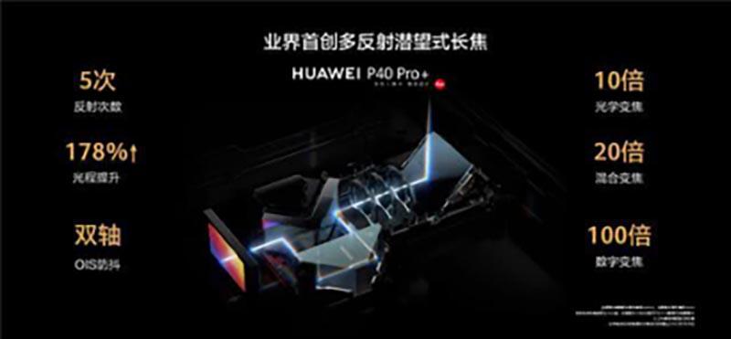 HUAWEI P40 Pro+ 水貨開賣,早買早享受!