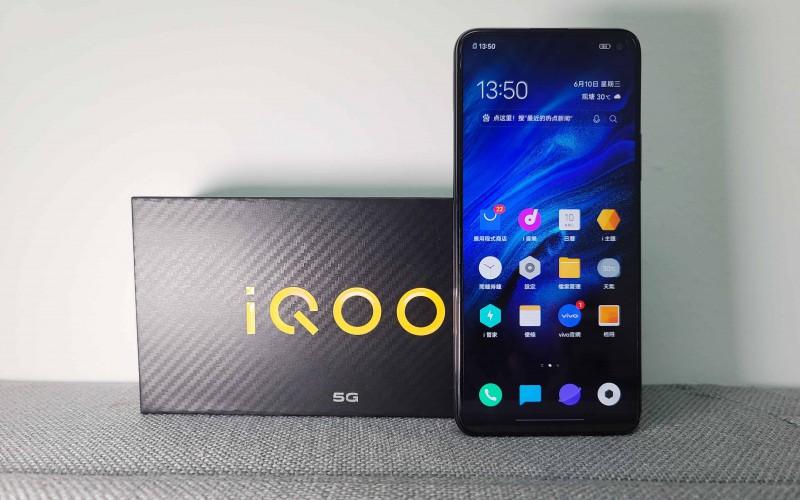 支援雙5G及配備天璣1000處理器,平價旗艦iQoo Z1實試!