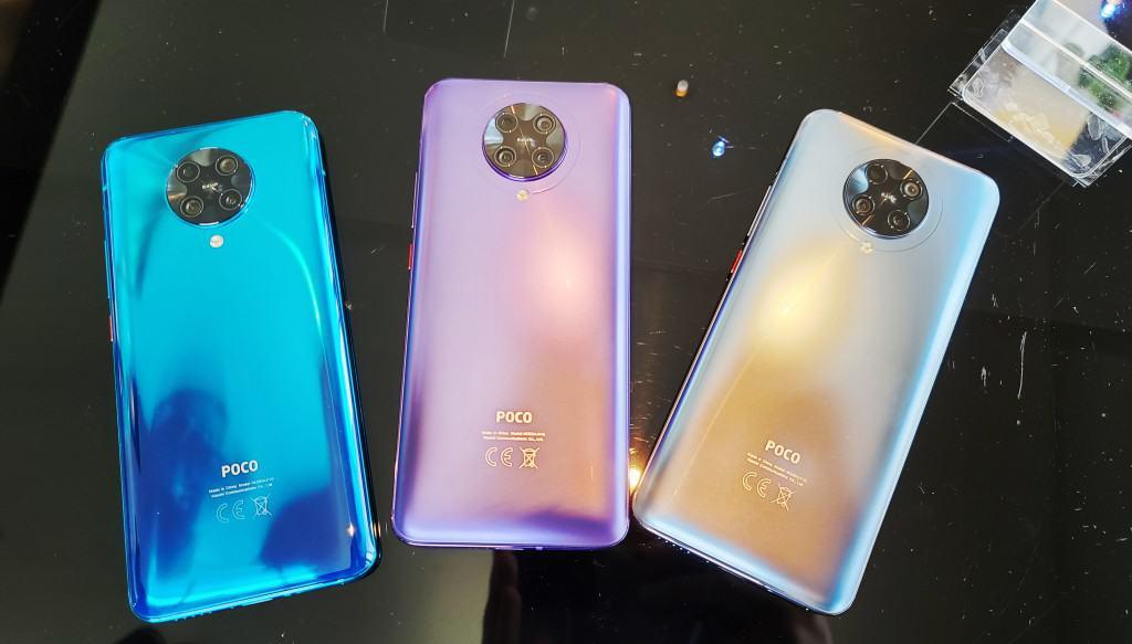 POCO手機回歸,最強旗艦 F2 Pro 5G 開價$4,399!