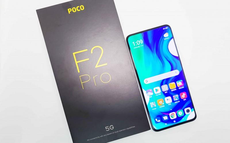 可否延續性價比傳奇?Poco F2 Pro 上手試!