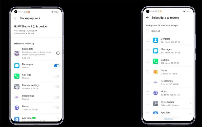 用家喜訊!HUAWEI Mobile Cloud 正式支援 Whatsapp 對話備份