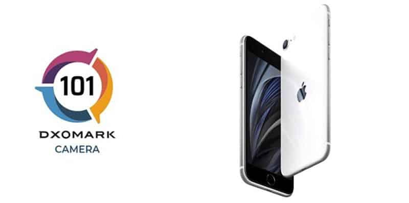 【DXOMARK】iPhone SE 攝力得分大公開 搶分全靠這一點?!