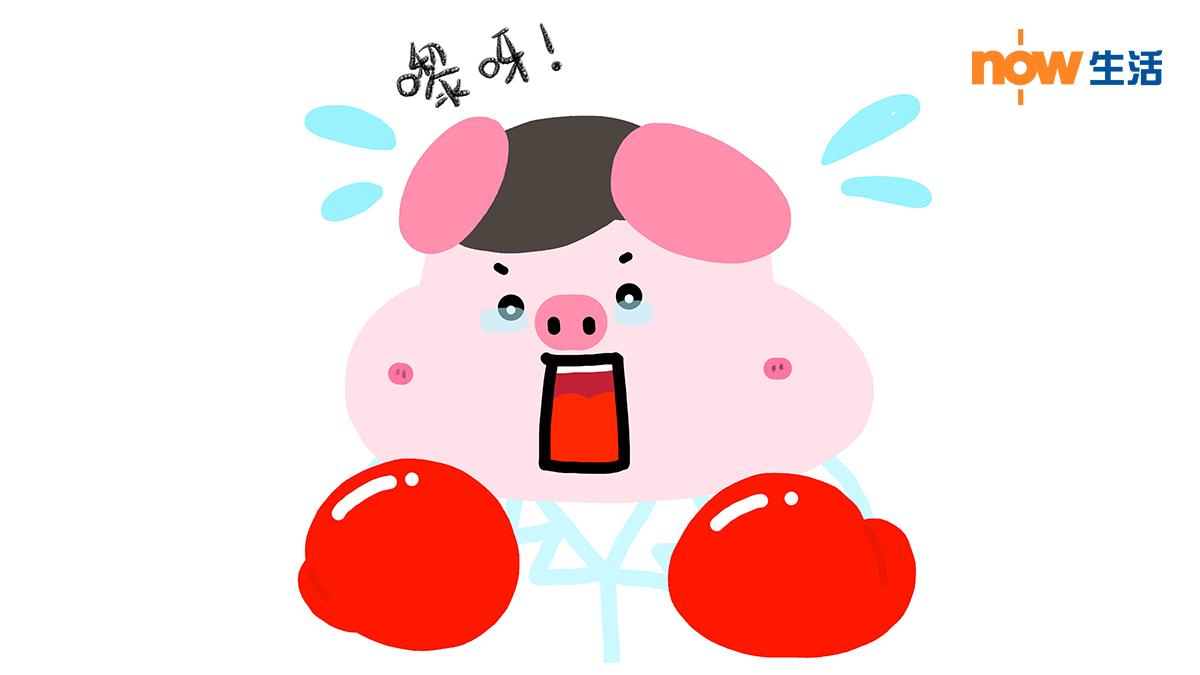 〈豬事八卦〉診所MMA-寶豬姑娘