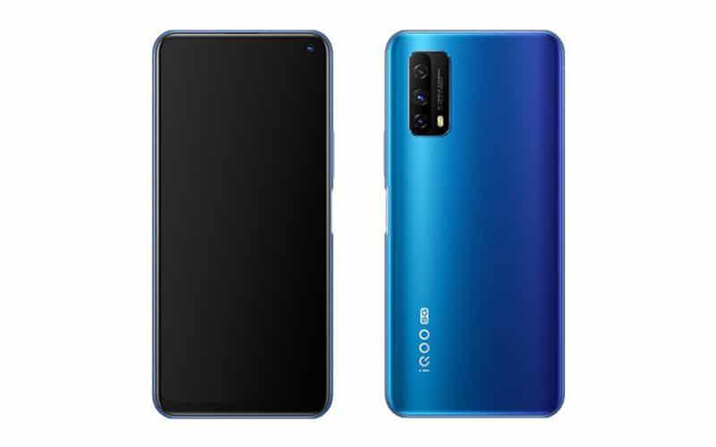 HK$2,410有 120Hz芒 + SD765!七月九現身iQOO Z1 x 5G 機價規格流出