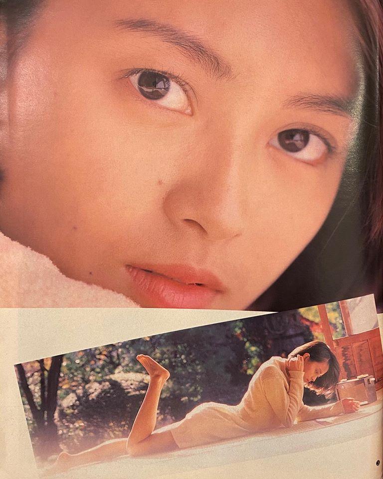 梁詠琪靚樣穿越時空?歌迷珍藏揭秘24年前素顏日本妹造型