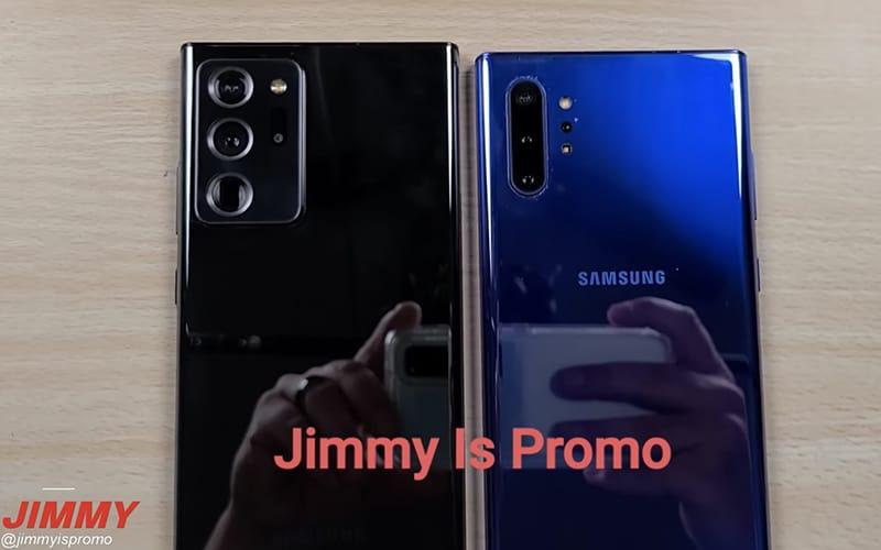 S Pen 當 Pointer 用 ? Galaxy Note 20 Ultra 真機上手影片疑流出
