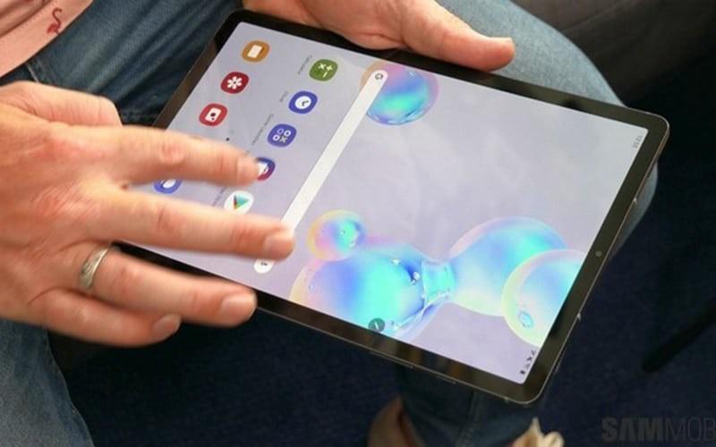 唔止有 120Hz 芒!Galaxy Tab S7+ 仲用埋驍龍 865+ ?