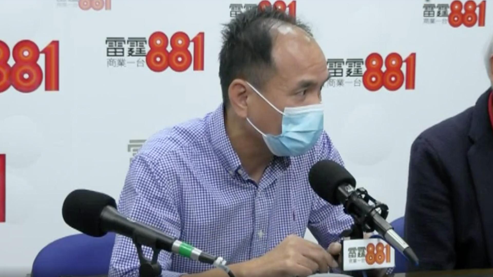 的士車主協會籲政府盡快安排司機做病毒檢測