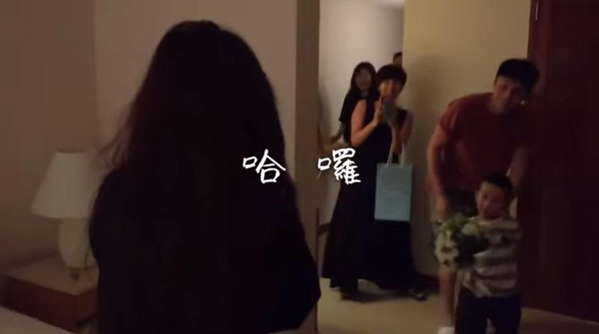 【片】楊丞琳公開求婚片段 甜蜜說「好~」