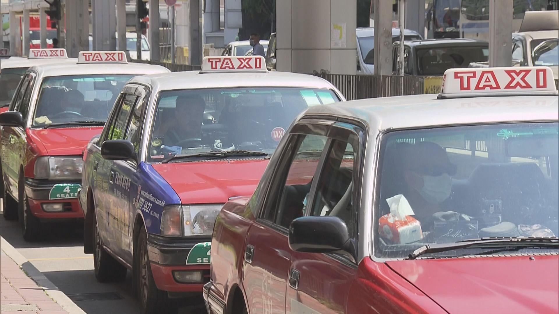 乘搭公共交通強制戴口罩 的士司機指可減感染風險