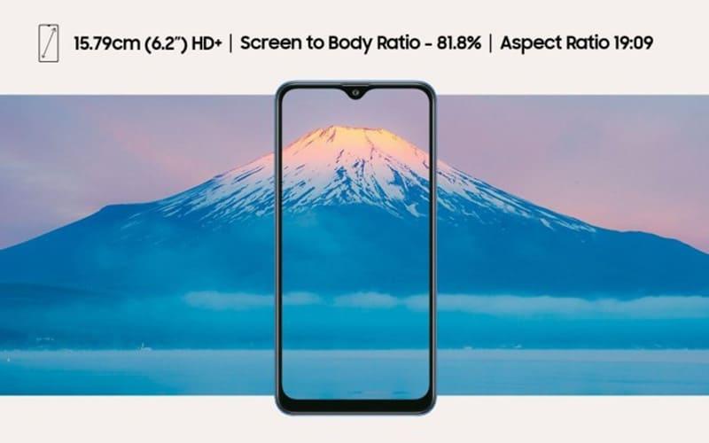 韓系平機有 81.8% 屏佔比!入門機 Galaxy M01s 現身