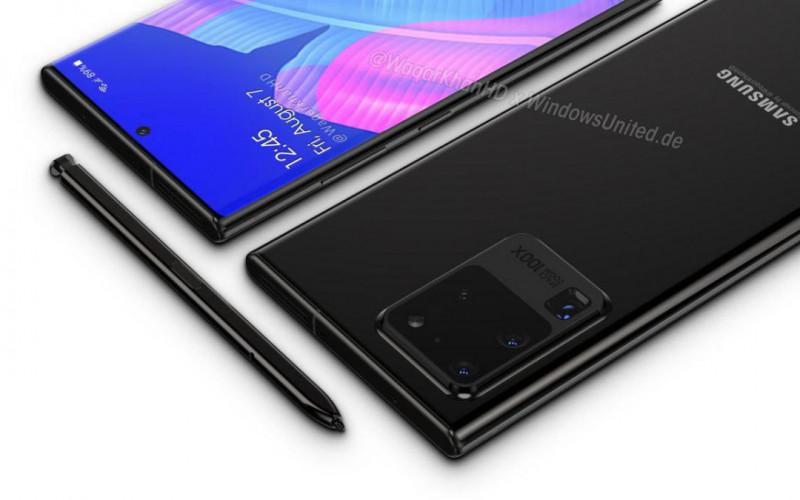 SAMSUNG Galaxy Note 20 通過 FCC 認証:機身尺寸終被確認