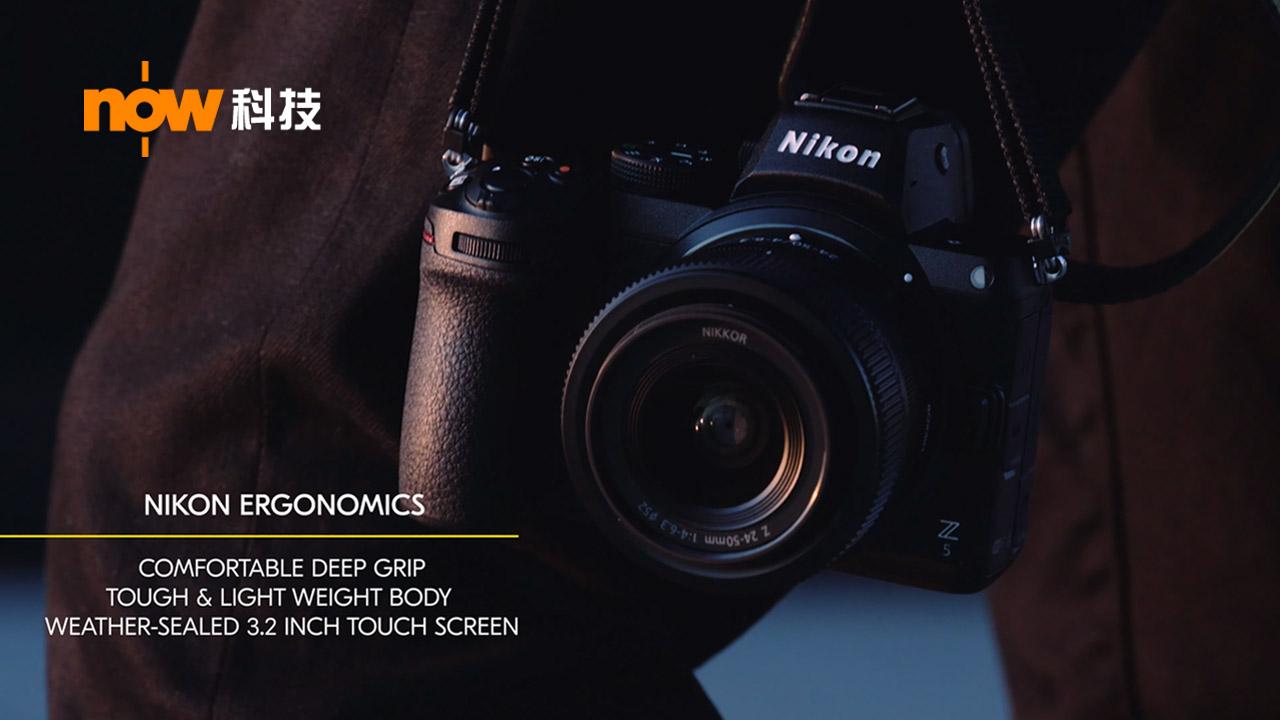 【擴大版圖】Nikon推出Z5入門全片幅無反