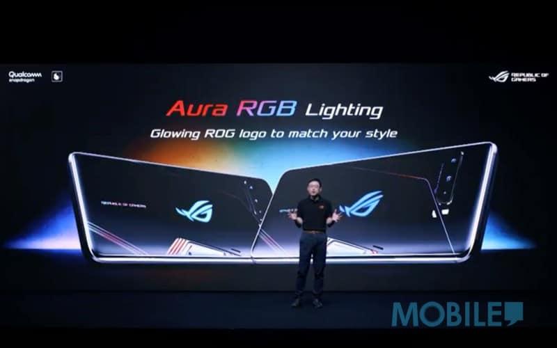 驍龍 865+、144Hz 電競芒、6,000mAh 大電池!ROG Phone 3 正式發佈