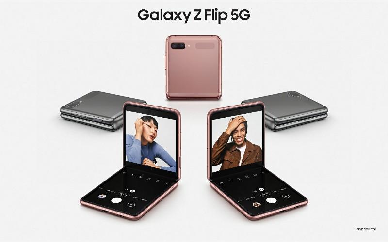 改用 Snapdragon 865+ 處理器,Galaxy Z Filp 5G 港行開價$12,998!