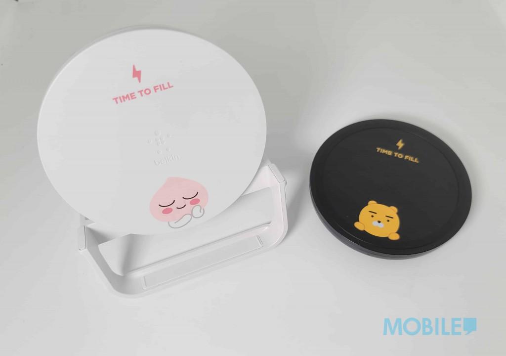 Belkin 推出 KAKAO FRIENDS 無線充電板及充電座!