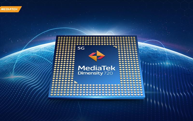 勝在夠平!MediaTek 發表天璣 720 入門 5G SoC