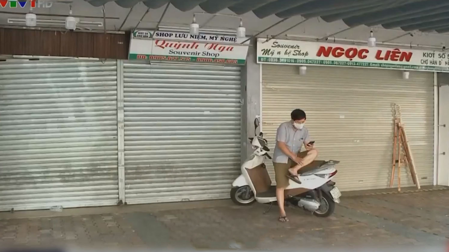報道指河內和胡志明市病例與峴港有關連