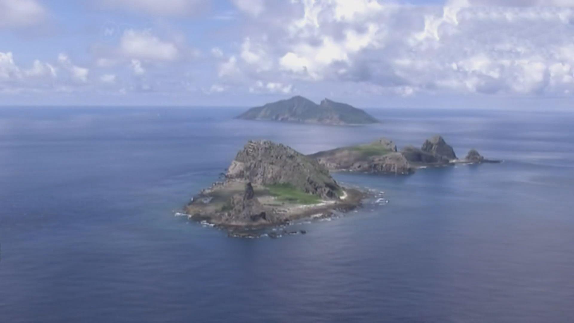 外交部指中國海警船在釣魚島海域巡航是固有權利