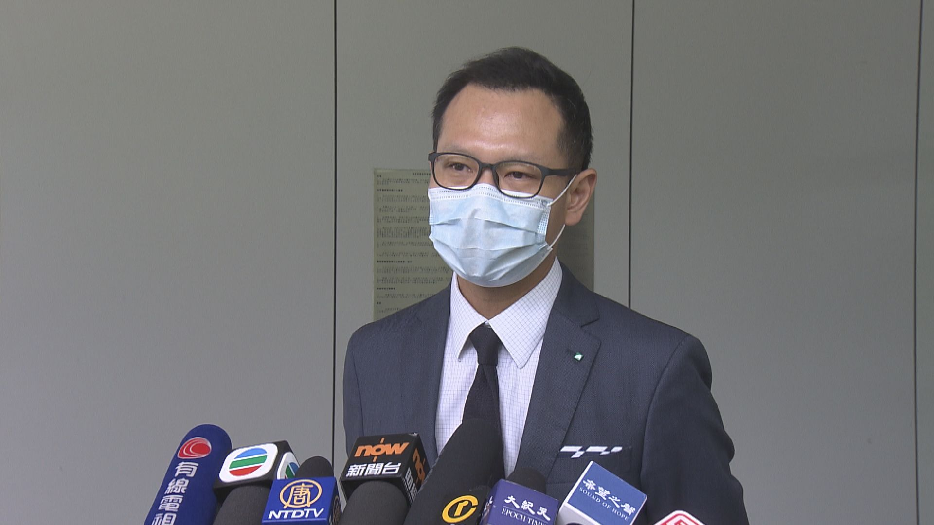楊岳橋岑敖暉黃之鋒等12人不獲確認參選立法會資格