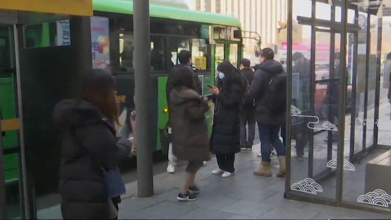 南韓稱逃回北韓男子帶有新冠病毒可能性低